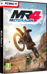 Moto Racer 4 (PC) – PL jazyková verze