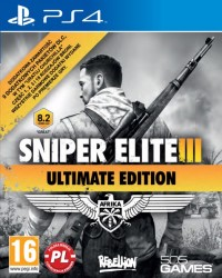 Sniper Elite III Ultimate Edition PS4)