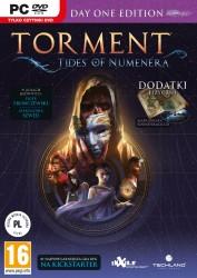 Torment Tides of Numenera Edycja Kolekcjonerska (PC)