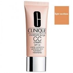 Clinique Moisture Surge CC Cream SPF30 krem CC do twarzy Light Medium 40ml