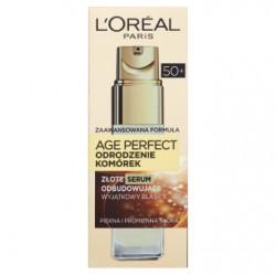 L'Oréal Paris Age Perfect Odrodzenie Komórek 50+ Złote serum odbudowujące 30 ml