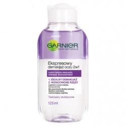 Garnier Skin Naturals expresní odličovač očí 2v1 125ml
