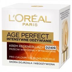 L'oreal Age Perfect 60+ krem intensywnie odżywiający na dzień skóra dojrzała i nieodżywiona 50 ml