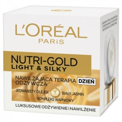 L'oreal Nutri Gold Light& Silky