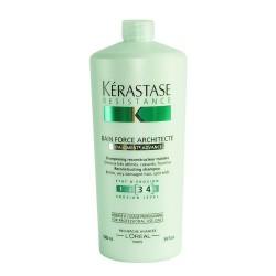 Kerastase Resistance Bain Force Architecte 3-4 Kąpiel wzmacniająca do włosów bardzo zniszczonych 1000 ml