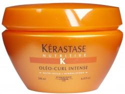 KERASTASE Nutritive Masque Oleo-Curl Intense Intensywna Maska do Włosów Kręconych 200ml