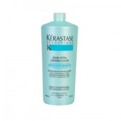 Kerastase Specifique Bain Dermo-Calm Kąpiel Witalizująca Kojąca do wrażliwej skóry głowy włosy normalne 1000 ml
