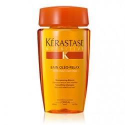 Kerastase Nutritive Bain Oleo- Relax kąpiel wygładzająca do włosów nieposłusznych kręconych 250 ml