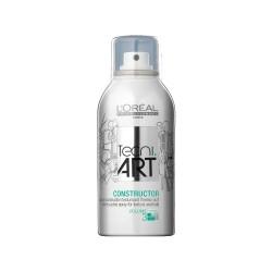 LOREAL Tecni Art Hot Style Constructor Termoaktywny Spray do Włosów Utrwalający 150 ml