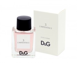 Dolce & Gabbana 3 l'Imperatrice 50ml