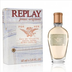 Replay Jeans Original! for Her 60 ml