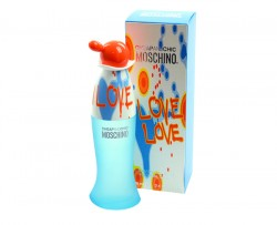 Moschino I Love Love Women 100 ml