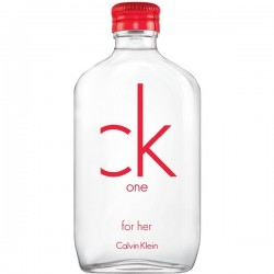 Calvin Klein CK One Red for Her 50 ml