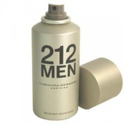 Carolina Herrera 212 Men DEO spray 150ml