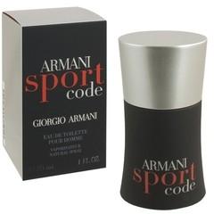 Giorgio Armani Code Sport Man 50 ml