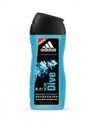 Adidas Ice Dive Men 250 ml sprchový gel