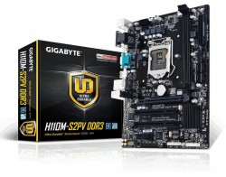 Gigabyte GA-H110M-S2PV DDR3