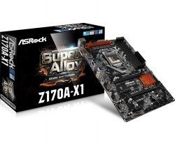 ASRock Z170A-X1