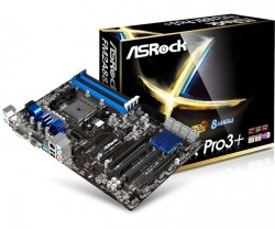 Asrock FM2A88X Pro3+