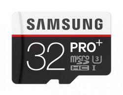 Samsung Pro microSDXC 32GB UHS-I + adaptér MB-MD32DA/EU