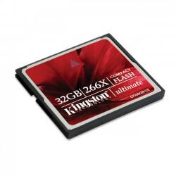 Kingston CompactFlash Ultimate 32GB CF/32GB-U2