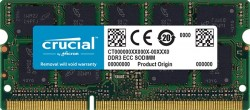 Crucial 4GB for Mac [1x4GB 1066MHz DDR3 CL7 SODIMM]