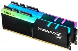 G.SKILL Trident Z RGB 32GB [2x16GB 3600MHz DDR4 CL16-16-16 XMP2 DIMM] F4-3600C16D-32GTZR