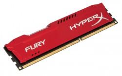 HyperX DDR3 4GB 1333MHz CL9 FURY Red Series [HX313C9FR/4]