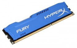 HyperX DDR3 4GB 1600MHz CL9 FURY Blue Series [HX316C10F/4]