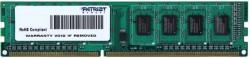 Patriot Signature 4GB [1x4GB 1333MHz DDR3 CL9 single rank] PSD34G133381