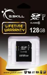 G.SKILL SDXC 128GB Class 10 UHS-I