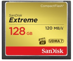 SanDisk CF 128GB Extreme 120/85 [SDCFXSB-128G-G46]