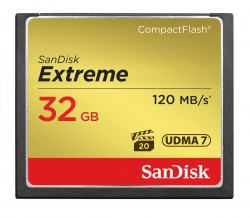 SanDisk CF 32GB Extreme 120/85