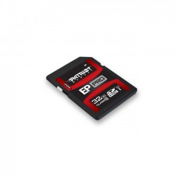 Secure Digital (SDHC) 32GB Patriot EP Pro UHS-I 90/50 MB/s