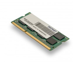 Patriot SO-DIMM DDR3 2GB 1333MHz CL9 256x8 1 rank