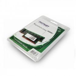 Patriot Signature Line 4GB [1x4GB 1600MHz DDR3 CL11 SODIMM] PSD34G16002S
