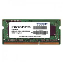 Patriot SO-DIMM 8GB DDR3 1333 CL9