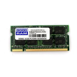 SO-DIMM 2 GB DDR2 667 MHz GoodRAM