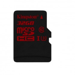 Kingston microSDHC 32GB UHS-I U3 SDCA3/32GBSP
