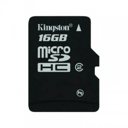 microSD 16GB Kingston HC card class 4 SP