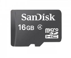 microSDHC 16GB Sandisk
