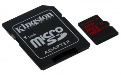 Kingston microSDHC 32GB U3 [SDCA3/32GB]