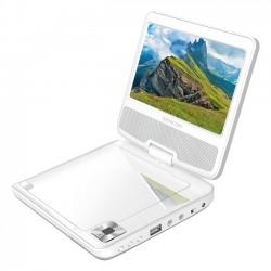 Přenosný přehrávač DVD Sencor SPV 2721 bílý