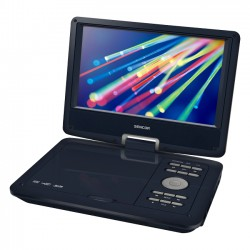 Přenosný DVD přehrávač SPV 2919 modrý