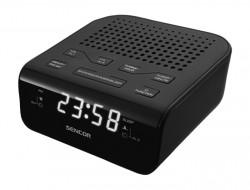 Radiobudík Sencor SRC136 černý