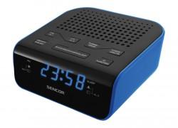 Radiobudík Sencor SRC136 modrý