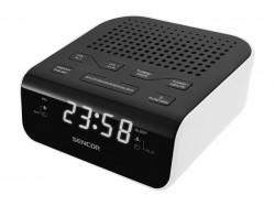 Radiobudík Sencor SRC136 bílý