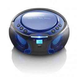 Lenco SCD-550 modrý