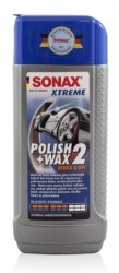 SONAX Xtreme Polish & Wax 2 250 ml, 207100