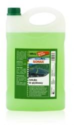 SONAX letní směs do ostřikovačů, 4 litry, jablko